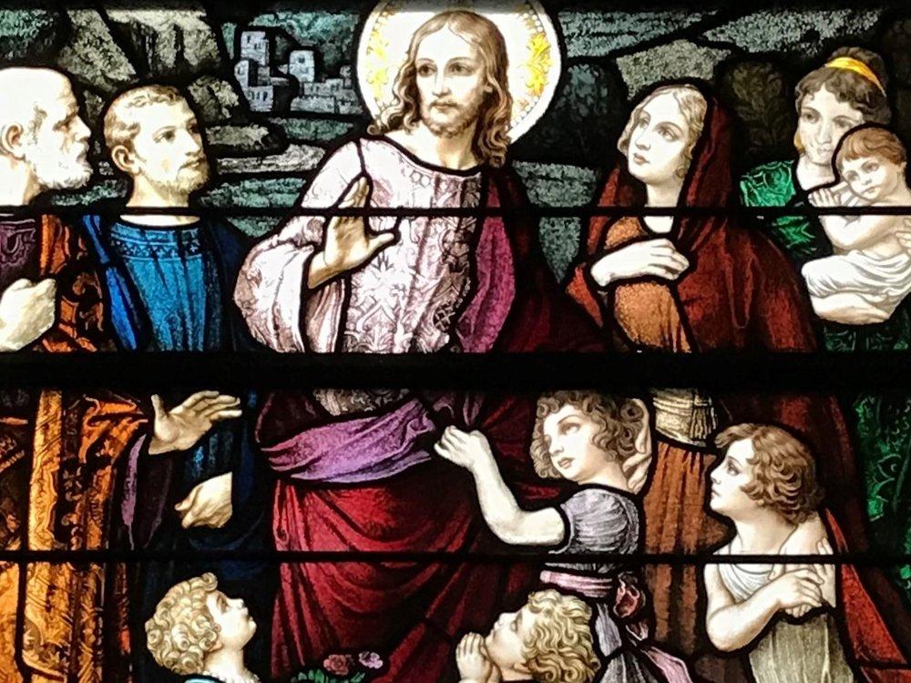Jesus and Children window (2).JPG