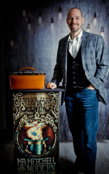 James Mitchell, Modern Magician