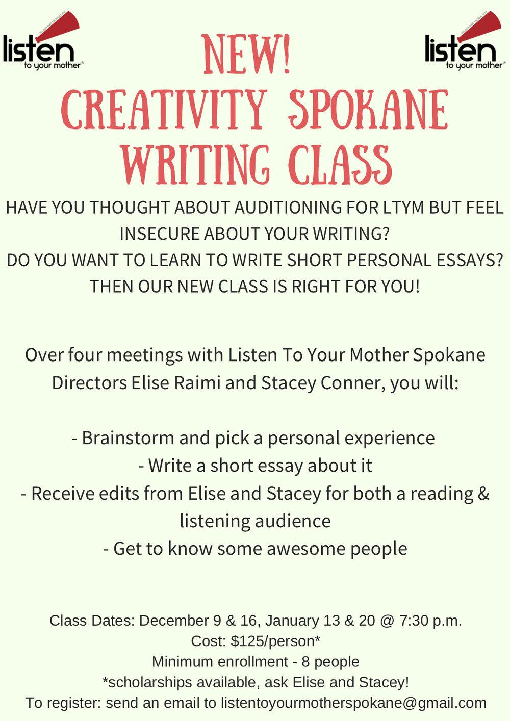 New! Creativity Spokane Writing Class (1).jpg