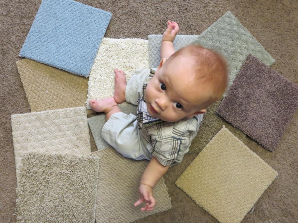 Children on Carpet