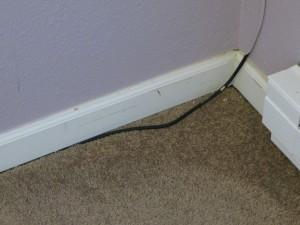 Carpet Cable