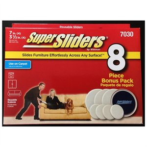 Waxman Furniture Sliders