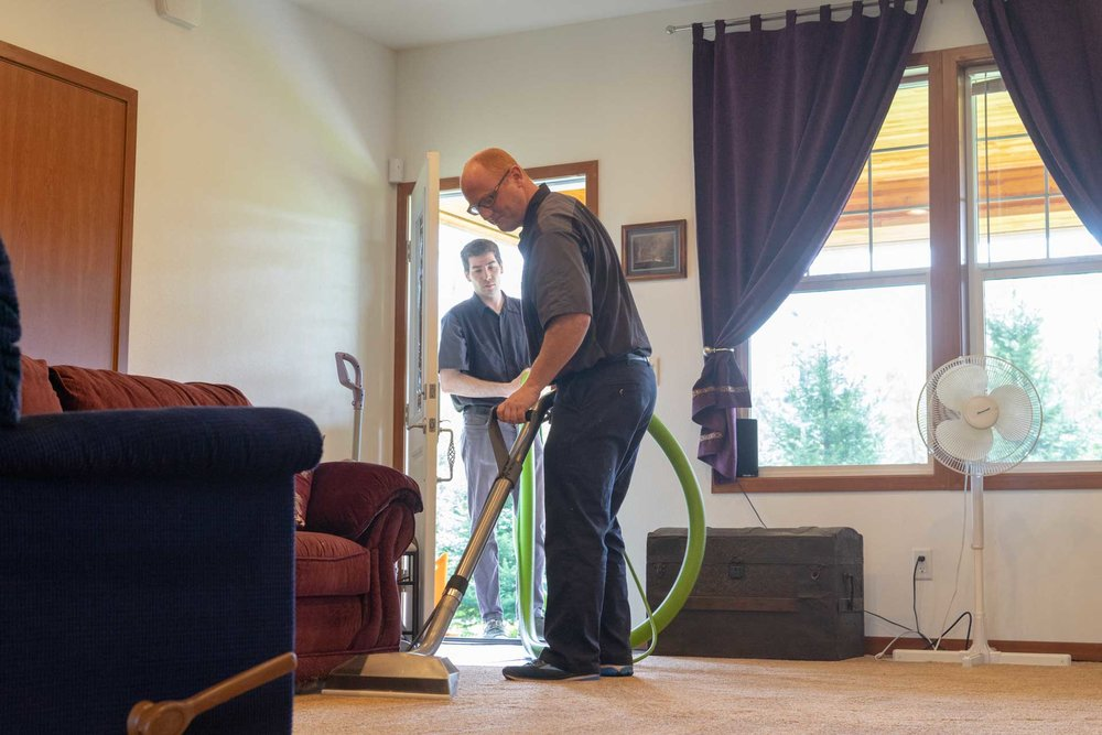 Since 2003 - Carpet Care Cleaners is a small family owned and operated business.