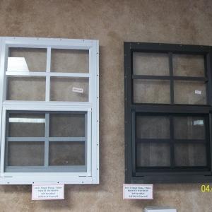 14x21 Tempered Aluminum Window