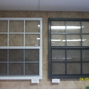 30x36 Tempered Aluminum Window
