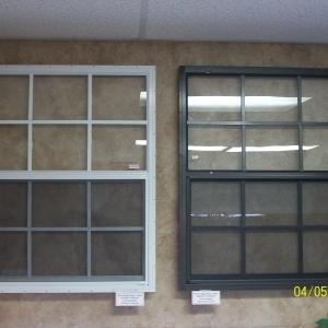 30x36 Tempered Aluminum Window