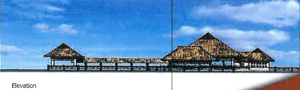 Arrival Pier