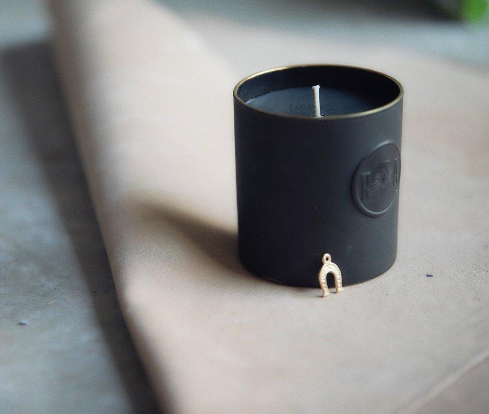 Retablo Candle  $58