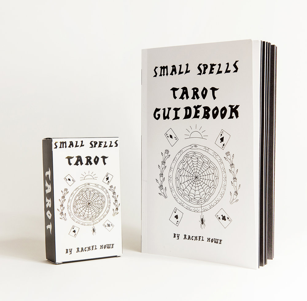 Small Spells Tarot Deck and Guidebook Set  $50