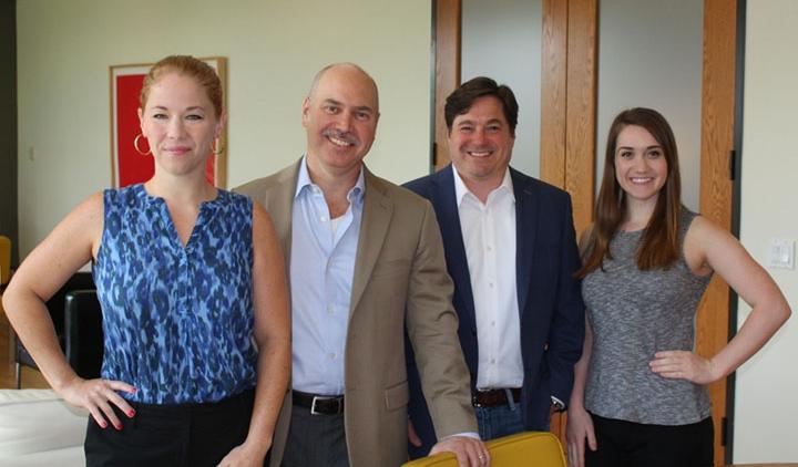 New Capital's Team: Catherine, Leonard, Todd, & Jaycee