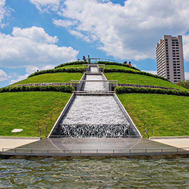 McGovern Centennial Gardens - Hermann Park