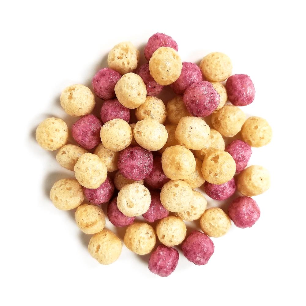 Berry Puffs (Gluten-Free)