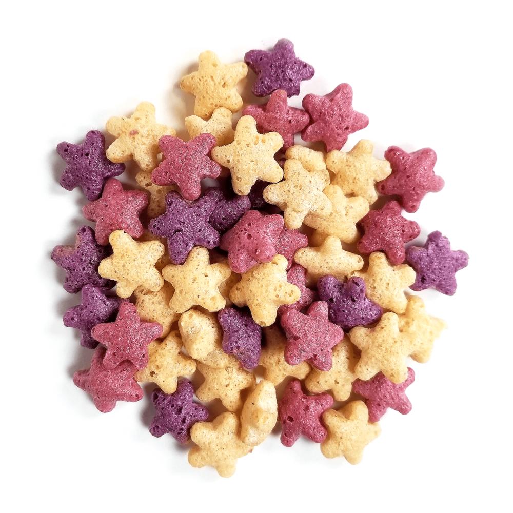 Star Puffs (Gluten-Free)