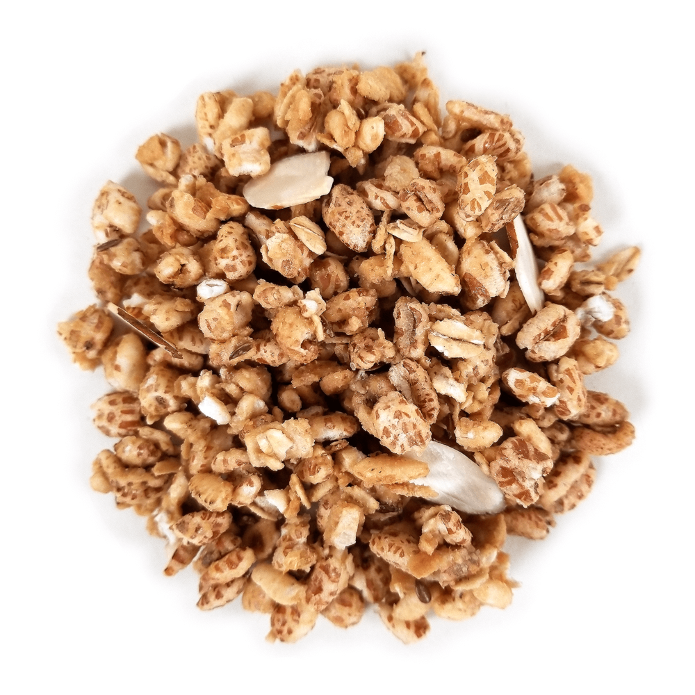 Honey Almond Flax Seed Crunch