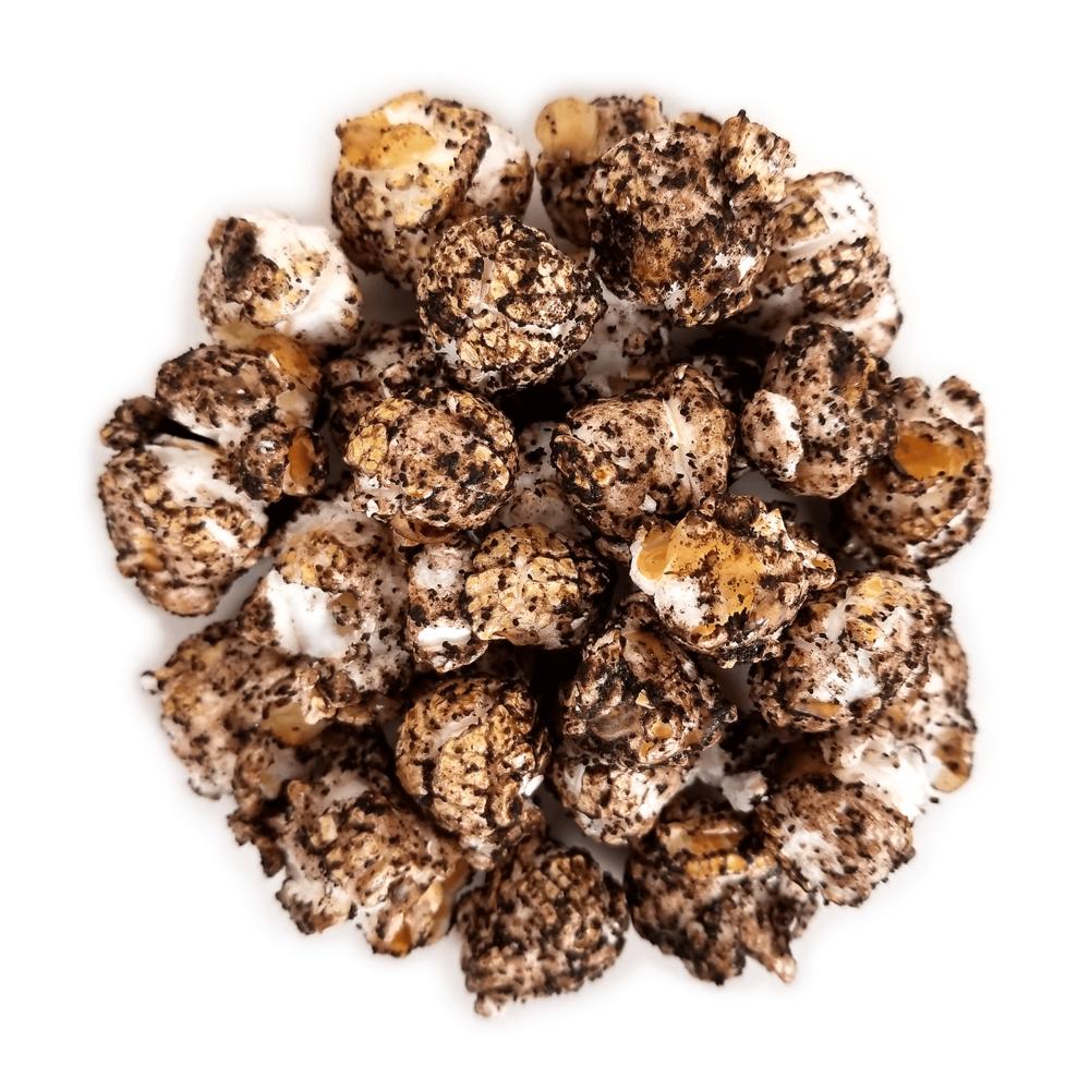 Espresso Popcorn Granola