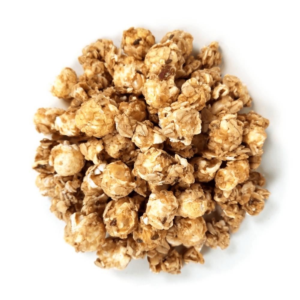 Vanilla Popcorn Granola