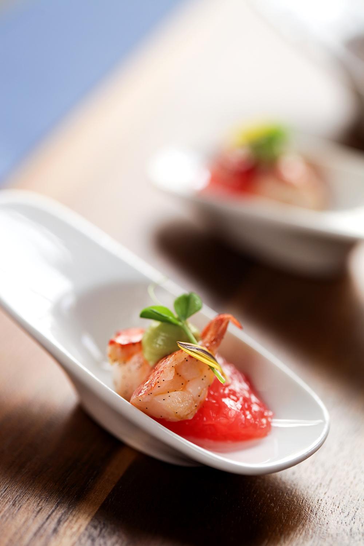 Catering Los Angeles Lobster grapefruit and vanilla bite single.jpg