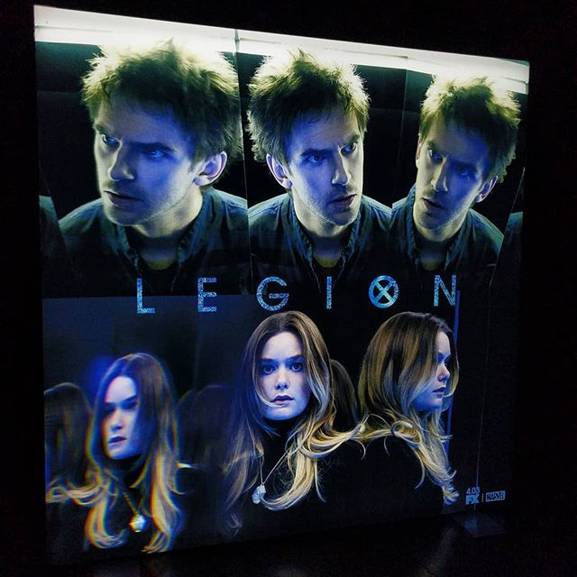 Premiere party for #LegionFX tonight with signature cocktails and delicious bites.