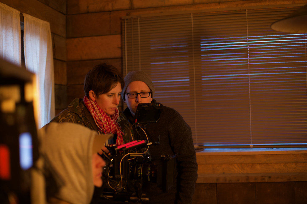 Cinematographer Ari Wegner, Director Dustin Feneley