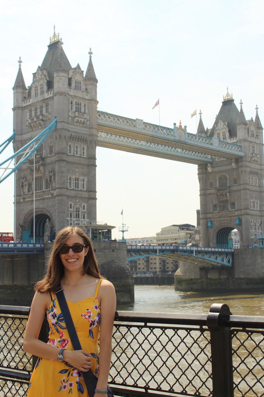 Jane i London.JPG