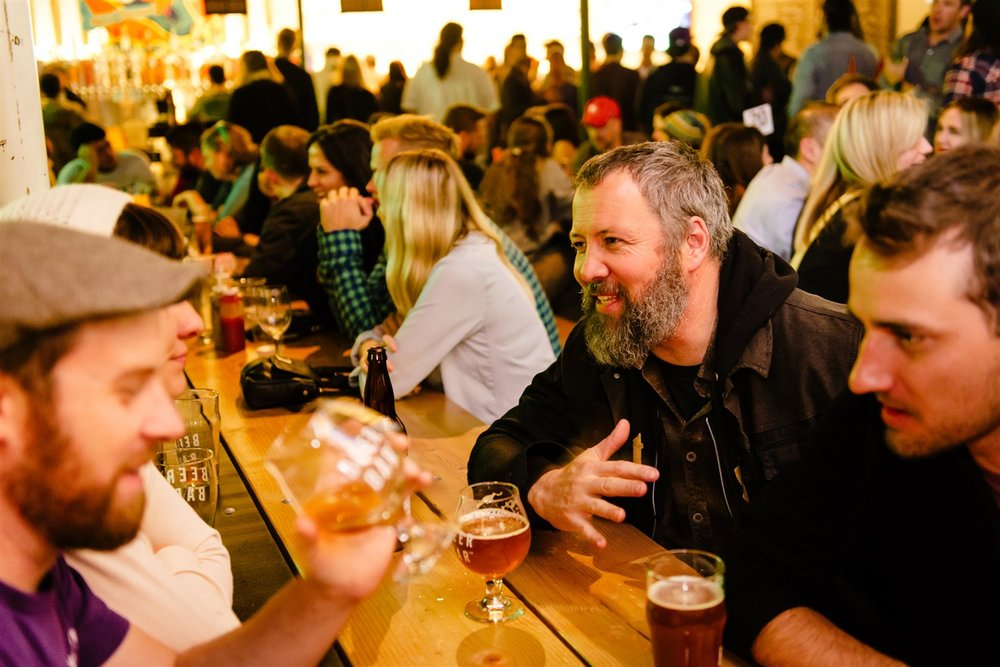 Beer Bar  Austen Diamond Photography | Courtesy Visit Salt Lake