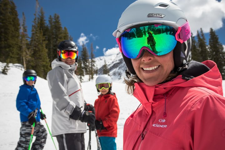 Family fun at Snowbird by day before downtown's cultural fun by night.  Chris Pearson | Courtesy Ski Utah