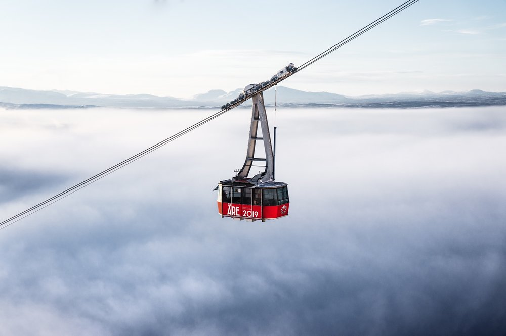 The ski resort at Åre is owned by SkiStar AB, Scandinavia's premier ski resort operator. SkiStar is a publicly-traded company with mountain resorts, lodgings and related businesses in Sweden, Norway and Austria.  Jonas Kullman |    Åre 2019