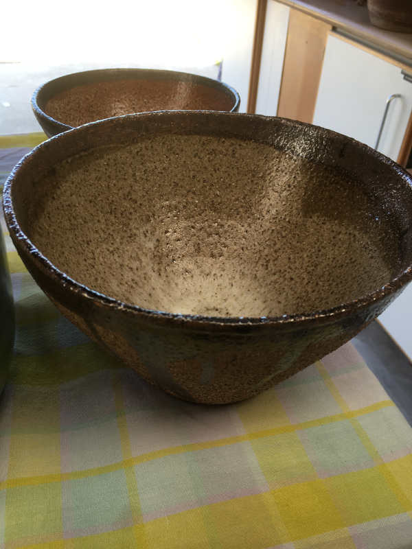 BRT with Shino Triangle Salad Bowl - $65