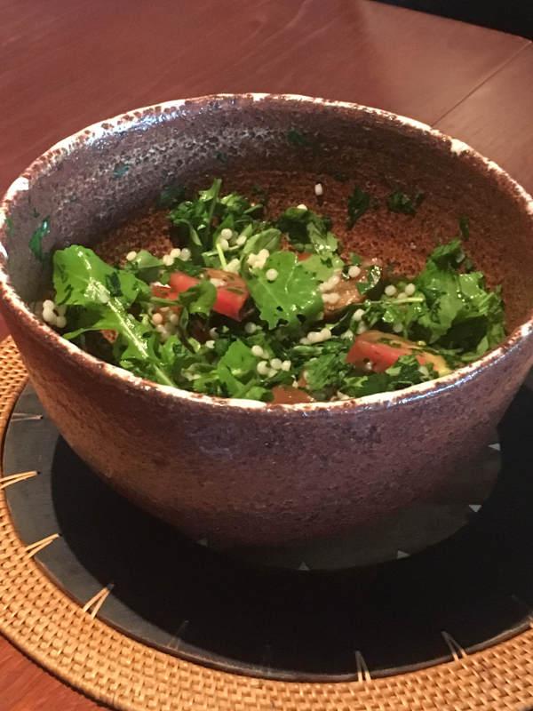 BRT Round Salad Bowl - $65