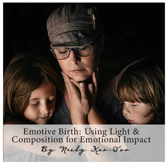 Why is everyone in love with Neely's work? Because she knows how to grab the viewer's attention with just a single photo. Her class is sure to inspire beginning and advanced birth photographers alike! Get in line for this one... it's going to be amazing.