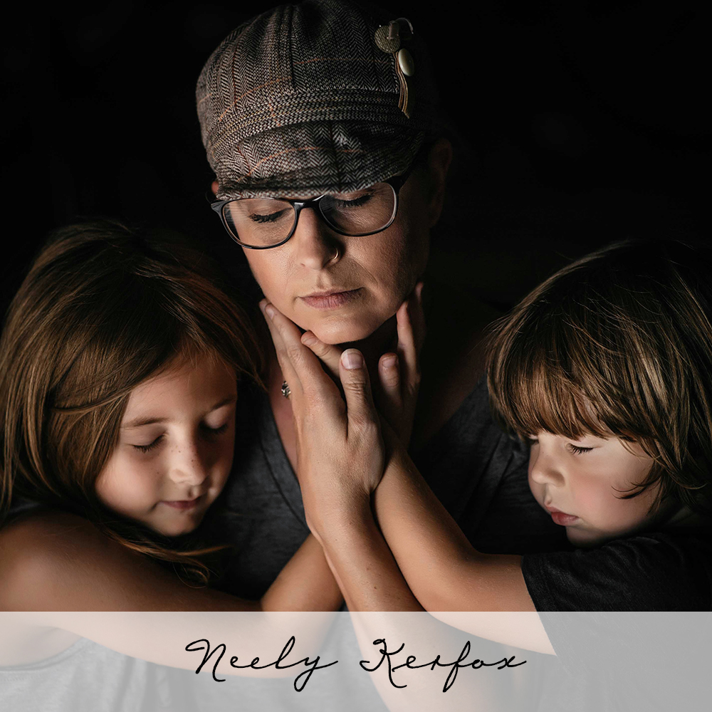 Neely Ker-Fox is a birth photography leader who is thrilled to teach at Birthbounds birth photography conference about using light and composition for emotional impact and balancing life on call