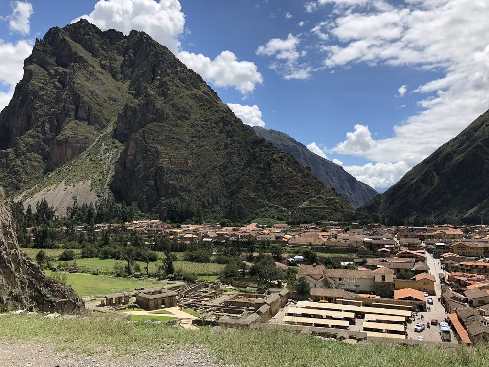 sacred valley -