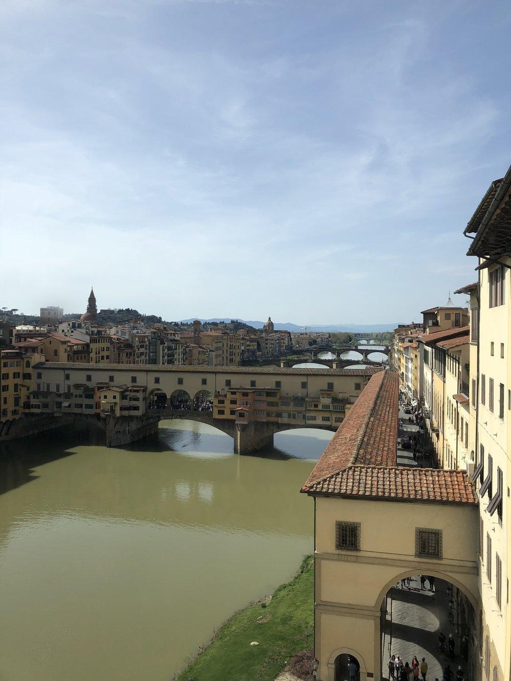 florence + tuscany -