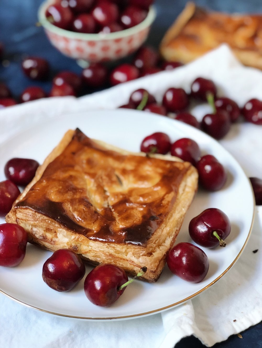 cherry ricotta white plate.jpg