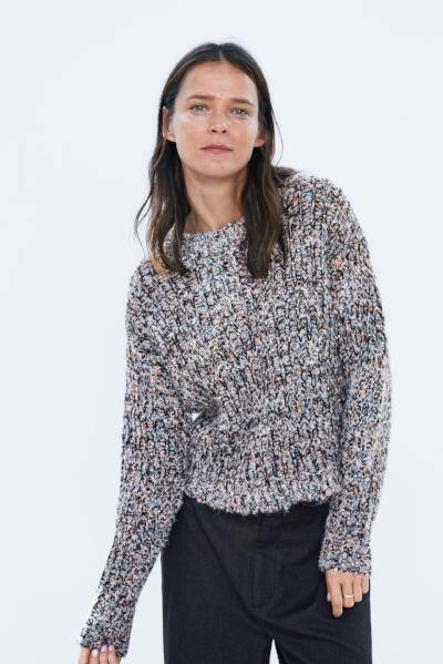 zara tweed sequin sweater.jpg