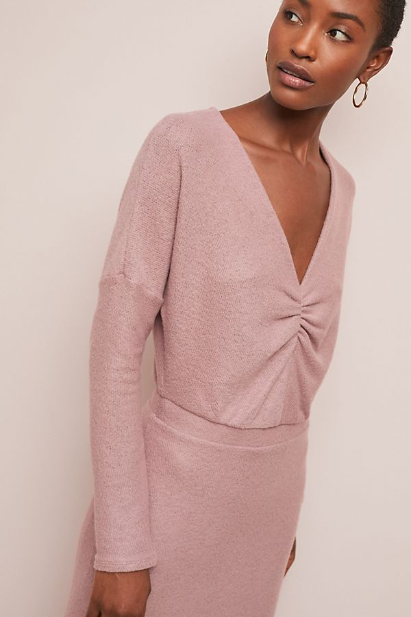 Copy of Blush Ruched Top