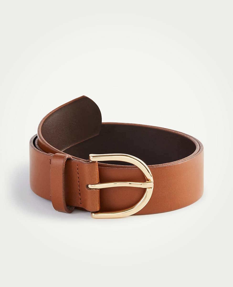 Cognac Belt