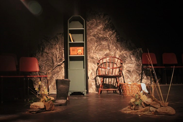 Dancing at Lughnasa  | December 2015