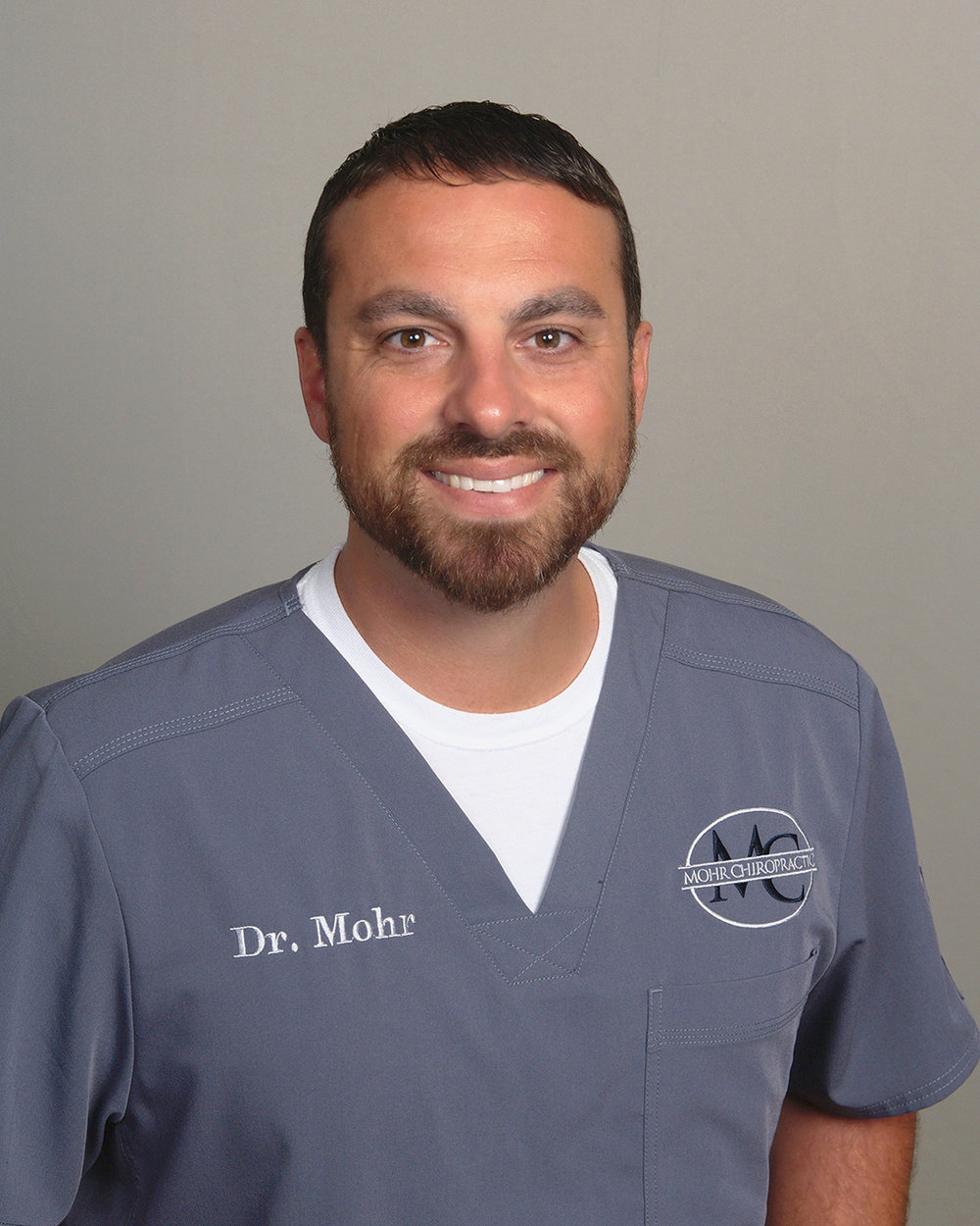 Dr. Justin Mohr - Dr. Justin Mohr is a second generation chiropractor. He has been a chiropractic patient his entire life so he knows firsthand what it is like to be the patient and the provider. Dr. Mohr grew up in Brazil, Indiana and always knew that chiropractic was the career path he wanted to take. Dr. Mohr graduated from Northview High School and then attended Indiana State University for his pre-chiropractic coursework and also received a bachelor's degree in psychology. Upon graduation, Dr. Mohr attended Logan College of Chiropractic where he was able to earn a second bachelor's degree in life science in route to completing the rigorous coursework and training to becoming a Doctor of Chiropractic. Dr. Mohr graduated from Logan College of Chiropractic in December of 2007. Dr. Mohr is board certified in chiropractic and physiotherapy. He is a member of the Avon Chamber of Commerce, the Indiana State Chiropractic Association, the Logan College Alumni Association, Integrity Doctors, and Harvest Bible Chapel in Avon. Dr. Mohr enjoys spending time with his family, being outdoors, and traveling.Dr. Justin specializes in helping his patients treat their headaches and low back pain through the use of Chiropractic care as well as home management.