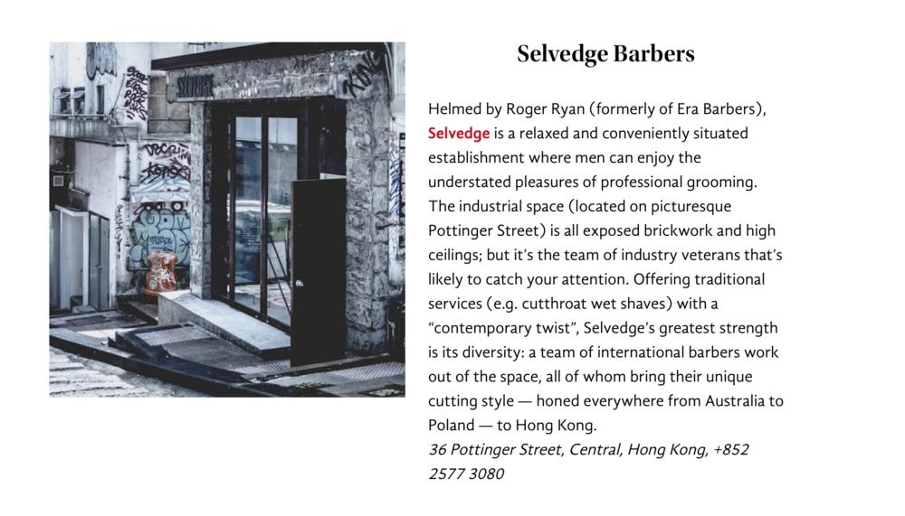 5 of the best barbershops in Hong Kong -  Lifestyle Asia  (EN)