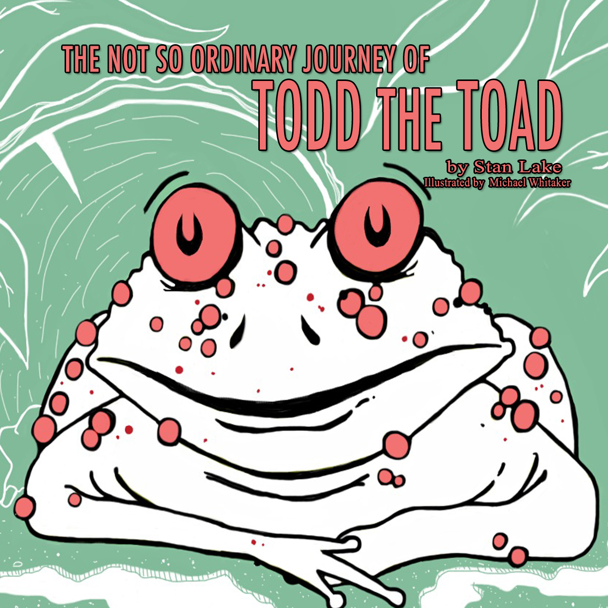 Todd The Toad Reformat 8.5 Cover