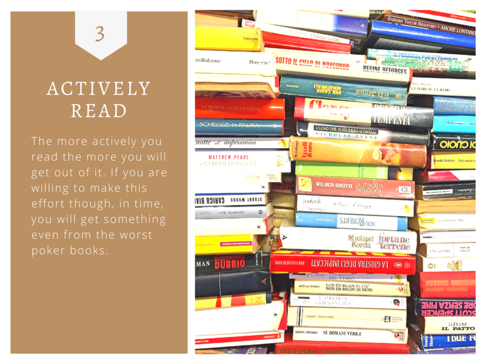 Actively Read