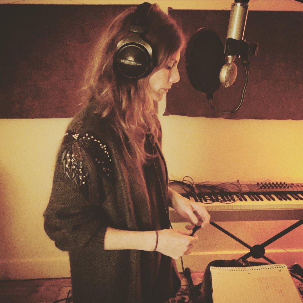 RECORDING HARMONY