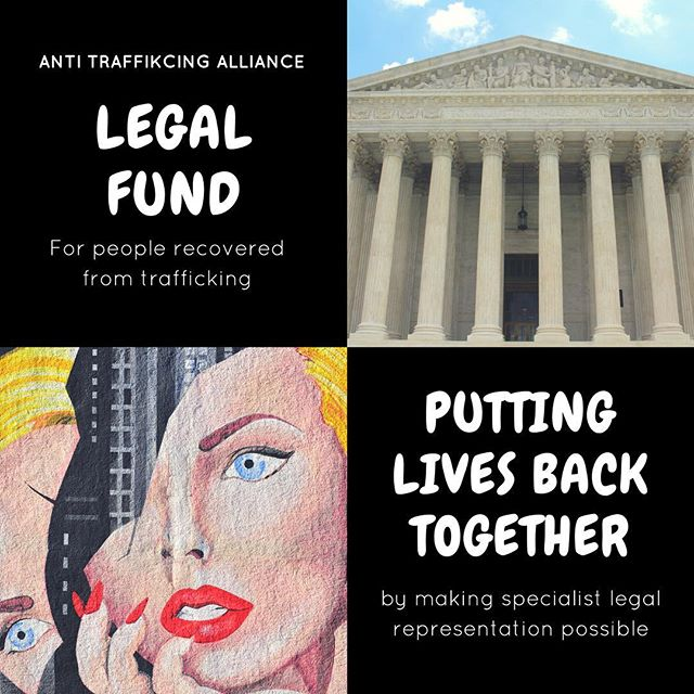 Victims frequently face criminal charges for things done under the coercion of a trafficker.  Specialist legal help is essential to repairing broken lives. ATA aims to connect victims recently recovered from trafficking with legal experts, but there are costs for that expertise. Help support justice. Donate today. www.atahtx.org #humantrafficking #sextrafficking #antisextrafficking #justice #lawyer #hope #donate #nonprofit