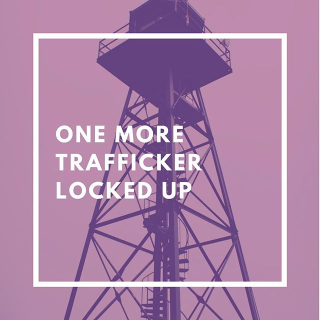 News this week: Another trafficker of one of our clients has been arrested. #happydance #antitrafficking #humantrafficking #justice #hope #htx