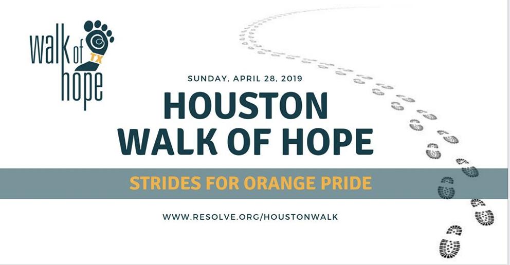 Houston Walk Of Hope — Events | Surrogacy, Egg Donation
