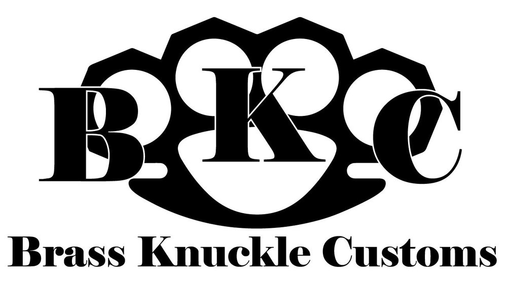 Brass Knuckle Customs Swag, T-shirts, Hoodies, Hats, Beanies, stickers.   https://www.etsy.com/shop/BrassKnuckleCustoms?ref=l2-shop-header-avatar