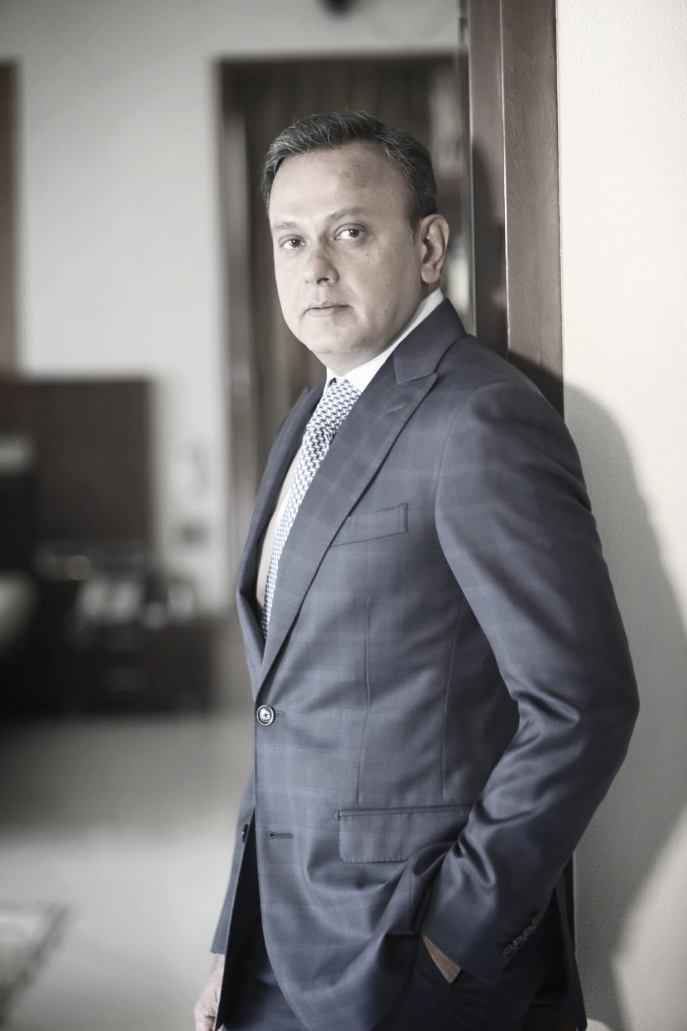 Anish Doshi - MANAGING DIRECTOR