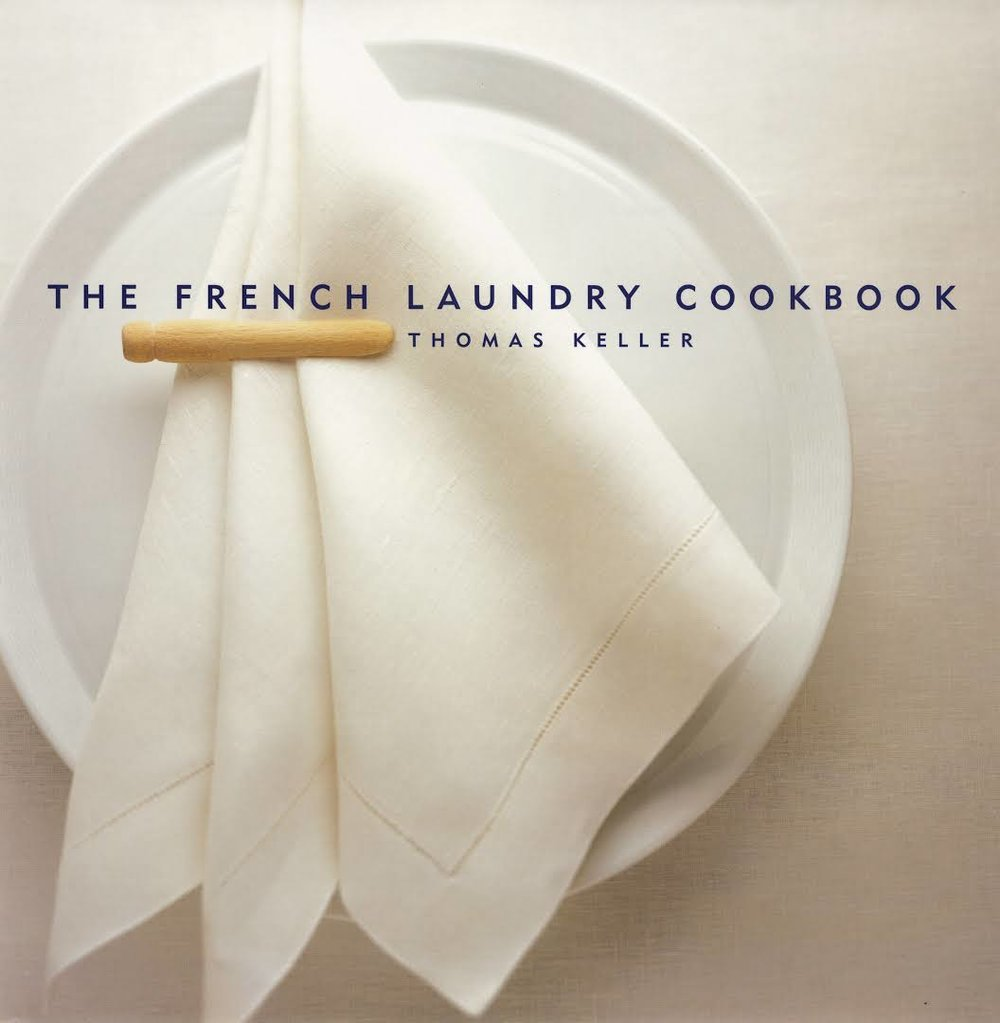 The French Laundry Cookbook - The French Laundry Cookbook is a 1999 cookbook written by American chefs Thomas Keller and Michael Ruhlman and Susie Heller and illustrated by Deborah Jones. The book features recipes from Keller's restaurant The French Laundry. WikipediaOriginally published: 1 November 1999Authors: Thomas Keller, Michael Ruhlman, Susie Heller