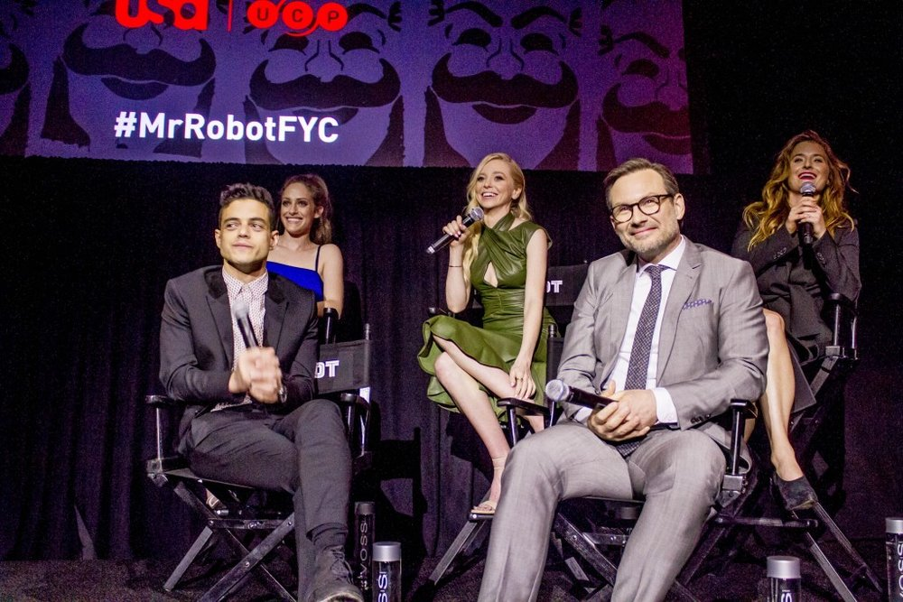 Mr. Robot For Your Consideration Emmy Event